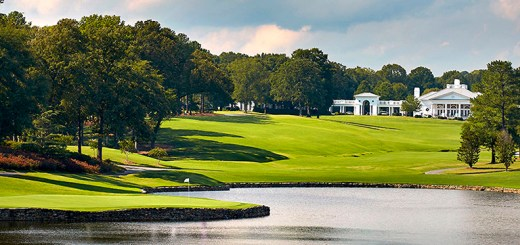 Quail Hollow Club House, image: pga.com