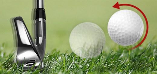Golf Ball Spin