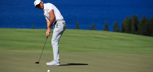 Jason Day Using TM Spider Putter, image: newsroom.taylormadegolf.com