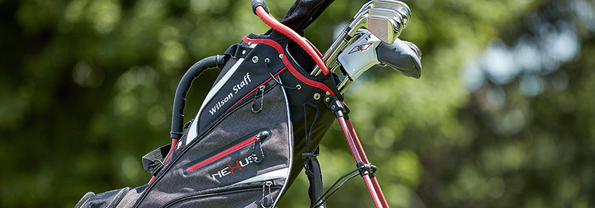 Wilson Staff Nexus III Carry Bag, image: wilson.com