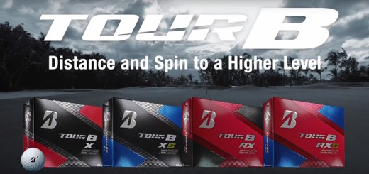 Bridgestone Tour B Series Golf Balls