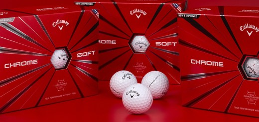 Callaway Chrome Soft Golf Balls, image: callawaygolf.com