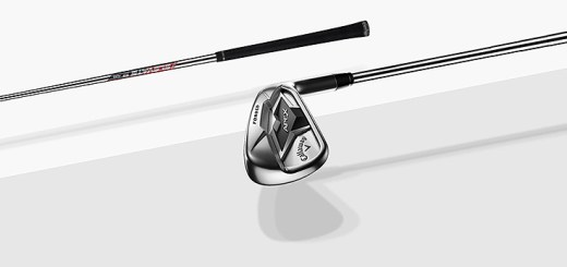 Callaway APEX 19 Iron with Steel Shaft, image: callawaygolf.com