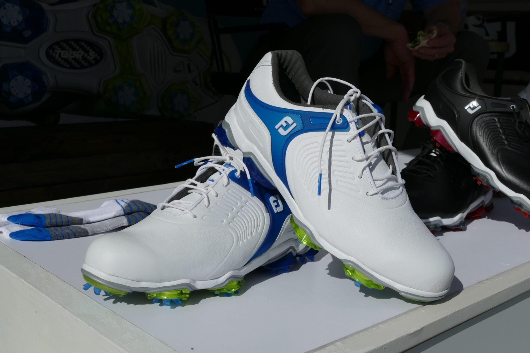 FootJoy Launches New Tour S Shoe - Golf