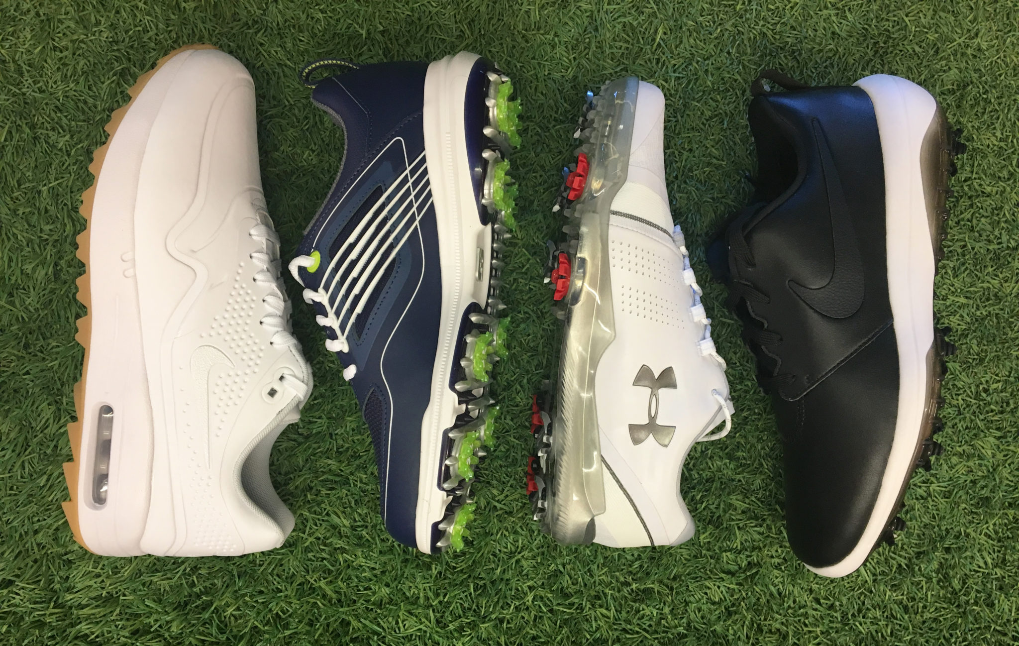 New Arrivals: Golf shoes from all of