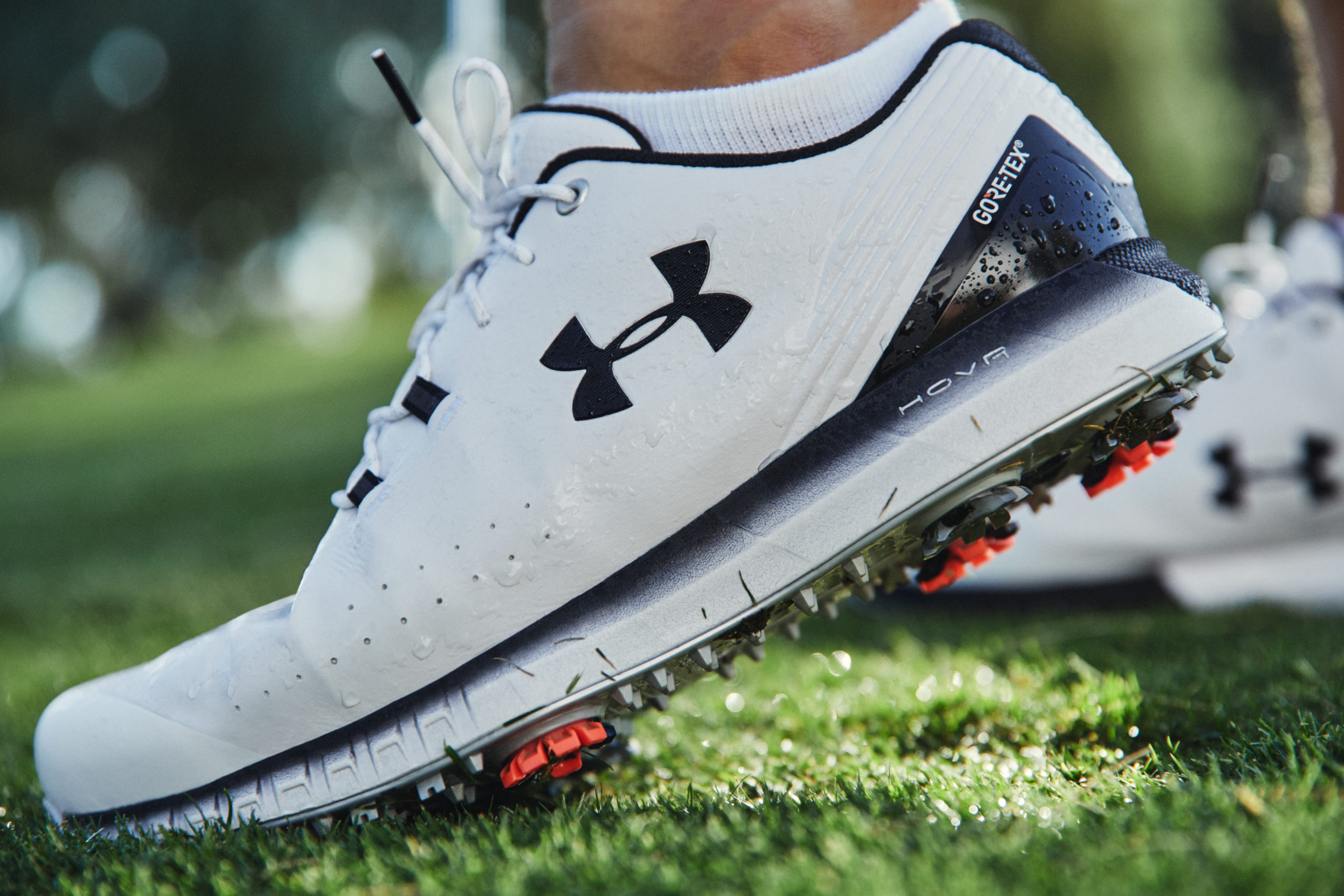 Under Armour's Hovr Drive GTX shoes are