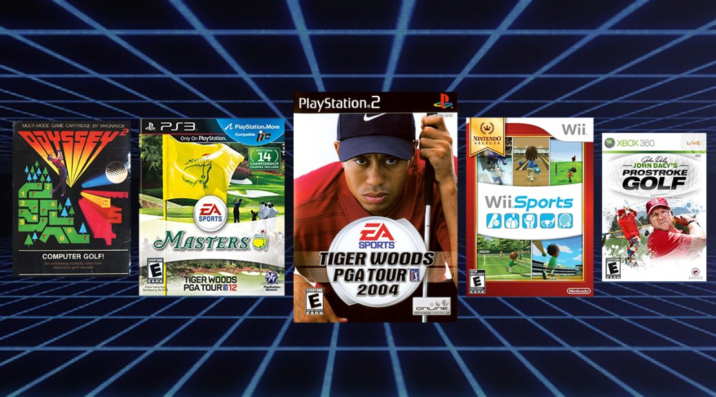 Golf S Best Video Games Of All Time Golf Town Blog