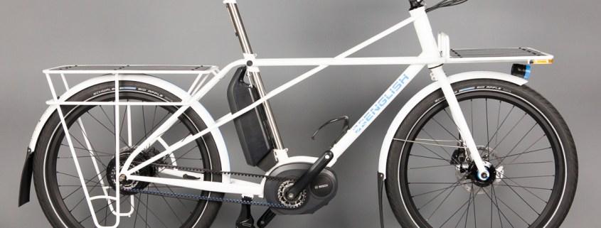 English Cargo Bike