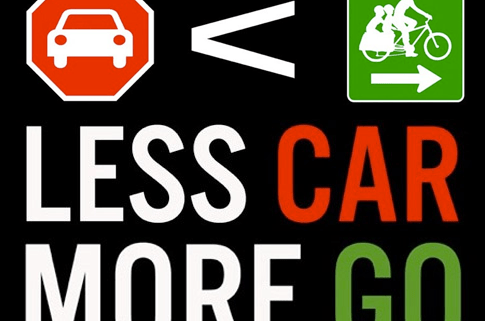 Less Car More Go Kickstarter movie