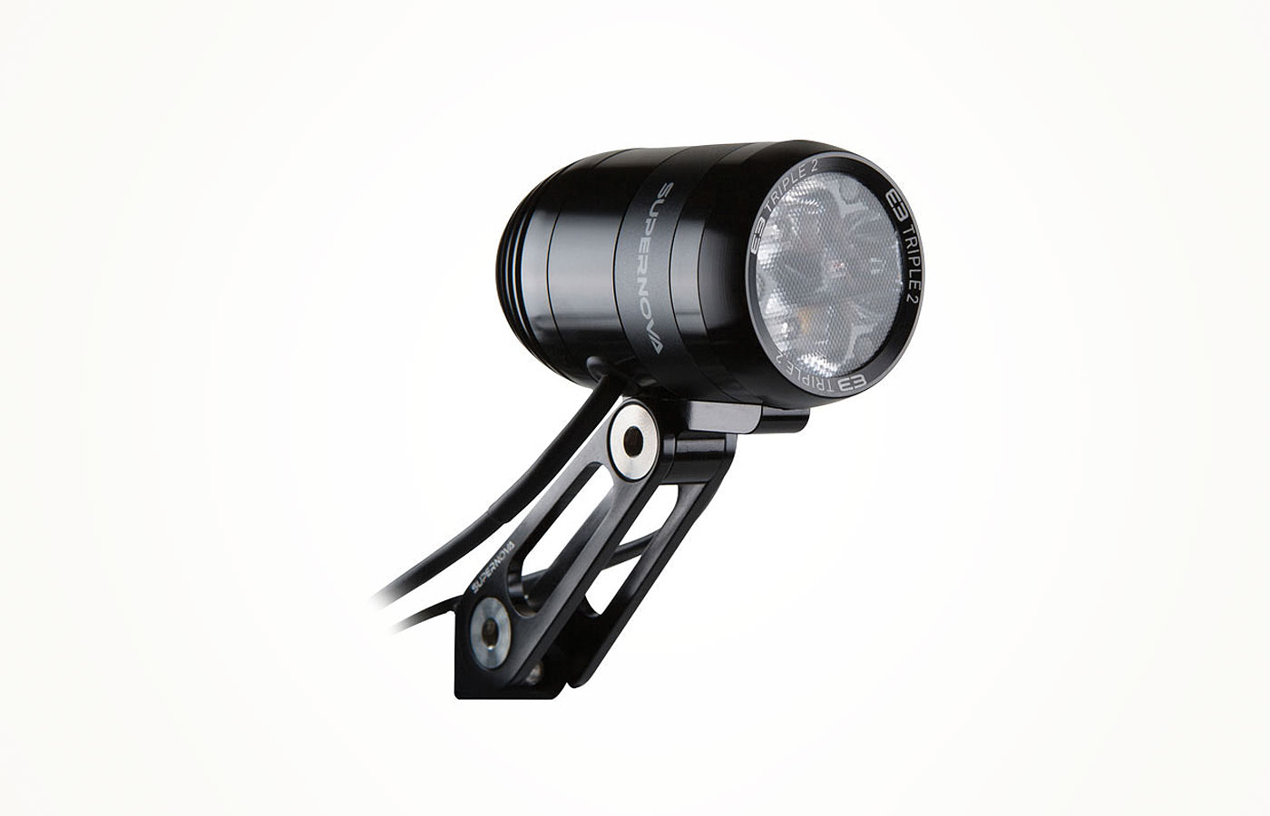 Supernova E3 Triple II Headlight