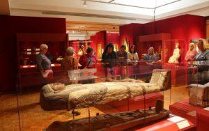 Mabee-Gerrer Museum of Art - Egyptian mummy
