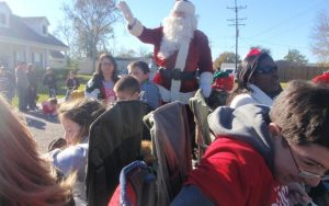 Iberia Parish - Santa Claus