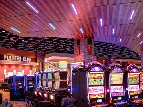 Cherokee Casino Grove - slots