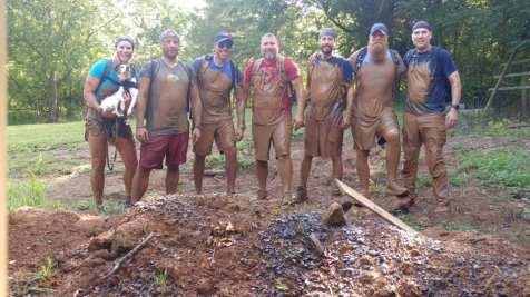 Mud ruck