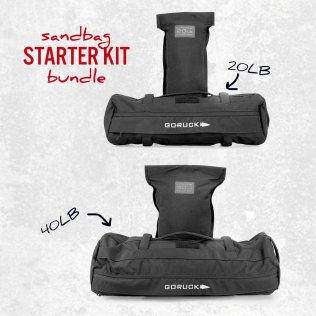Sandbag Starter Kit Bundle