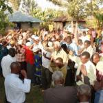 Mange søker frelse i Sagero