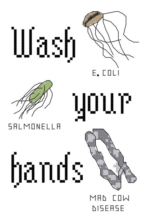 Wash Your Hands - by Alicia Watkins