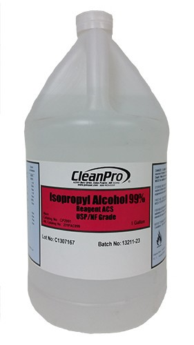 Where to Buy 99% Isopropyl Alcohol by the Gallon
