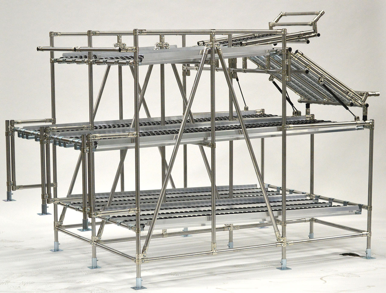 Creform Alternatives – Pipe and Joint Racks with Equal Quality for Less