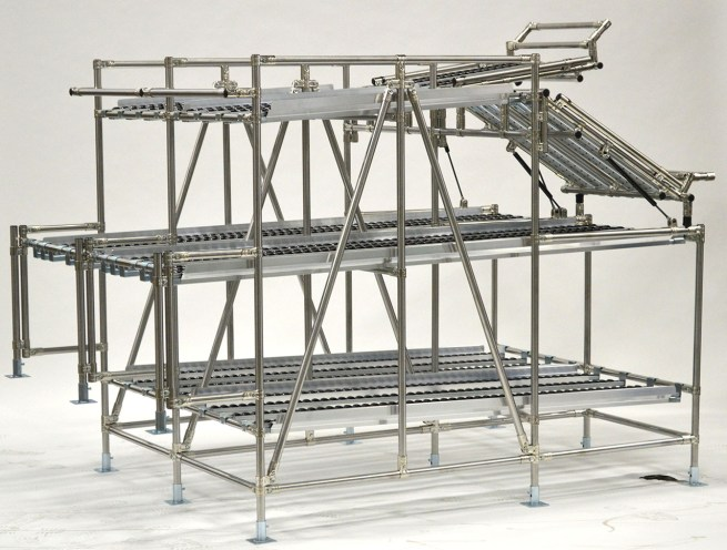 Multi-Tier-Grid Flow Rack