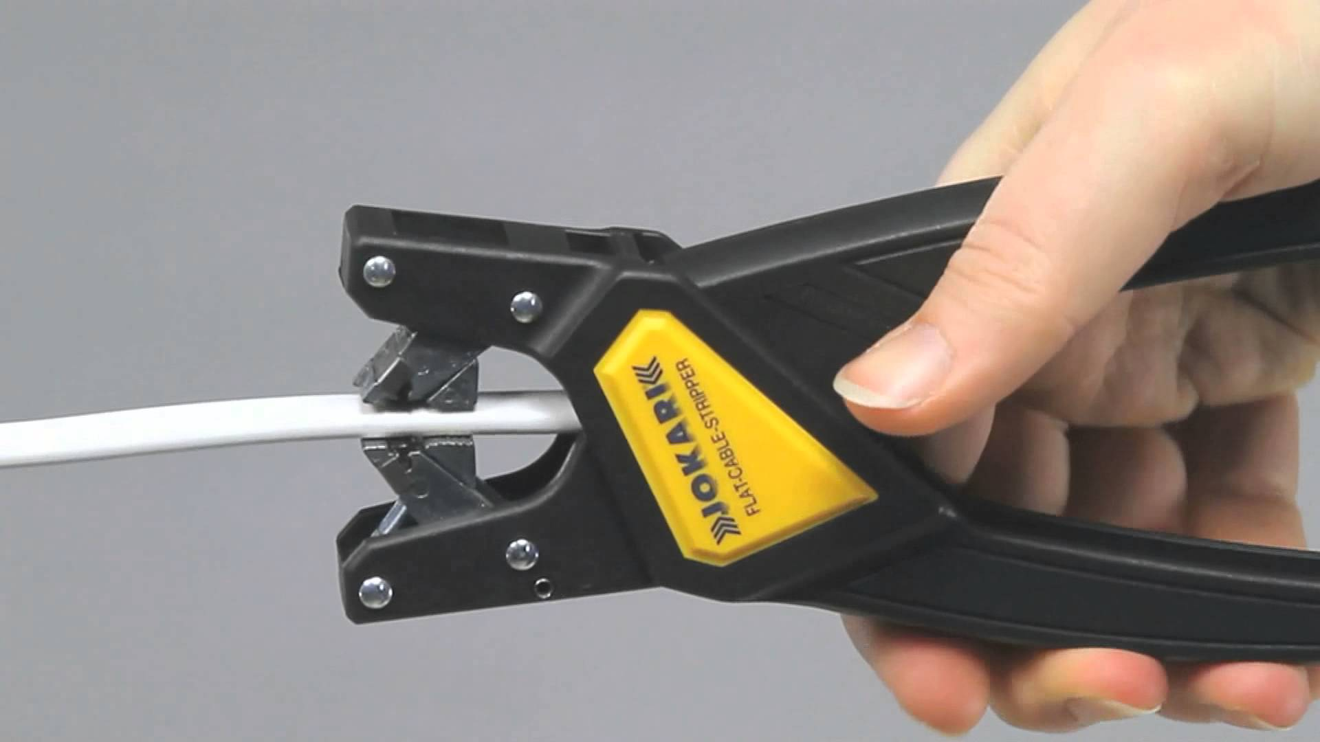 New: JOKARI Wire Strippers and Cutters