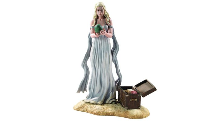 game of thrones gifts for him daenerys figurine
