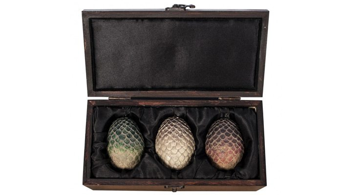 game of thrones gifts for him dragon eggs