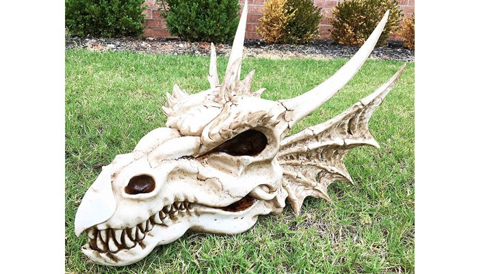 game of thrones gifts for him dragon figurine