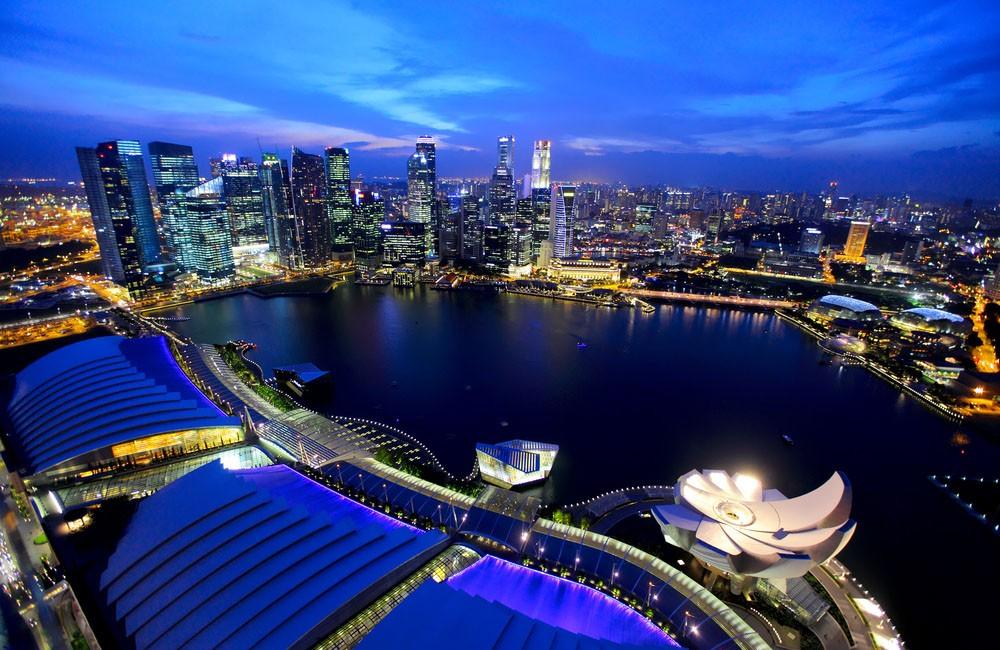 Swinging Through Singapore