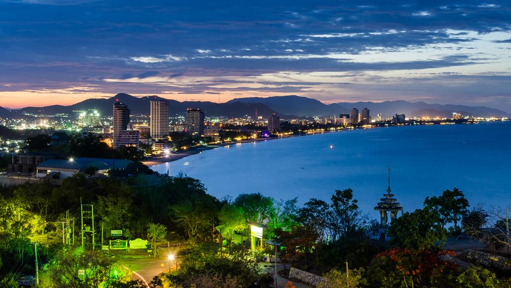 Hua Hin, Thailand's fashionable resort    Goway