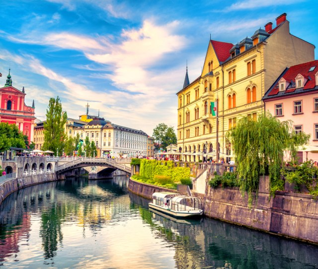 Exceptional Scenery Culture And Charm Can Be Found On A Slovenia Vacation
