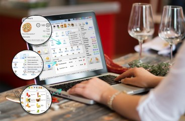 Sistema touch screen para Bares e Restaurantes