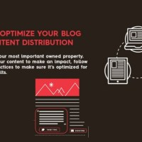How to optimize blog or article for content distribution?