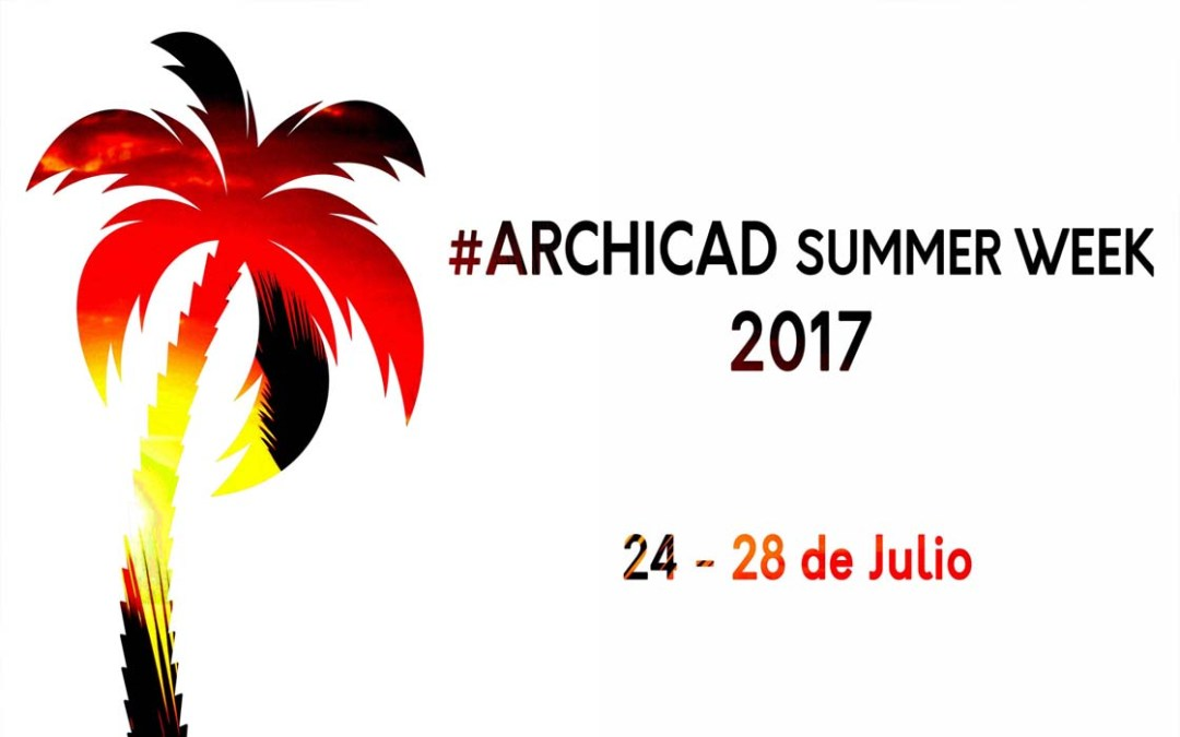 ARCHICAD Summer Week