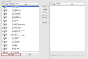 ArchiCAD Attribute Manager