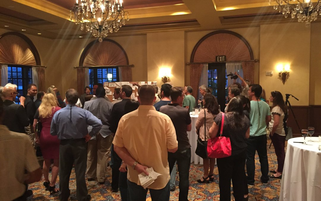 GRAPHISOFT Sponsors AIA Florida Drink and Draw Reception