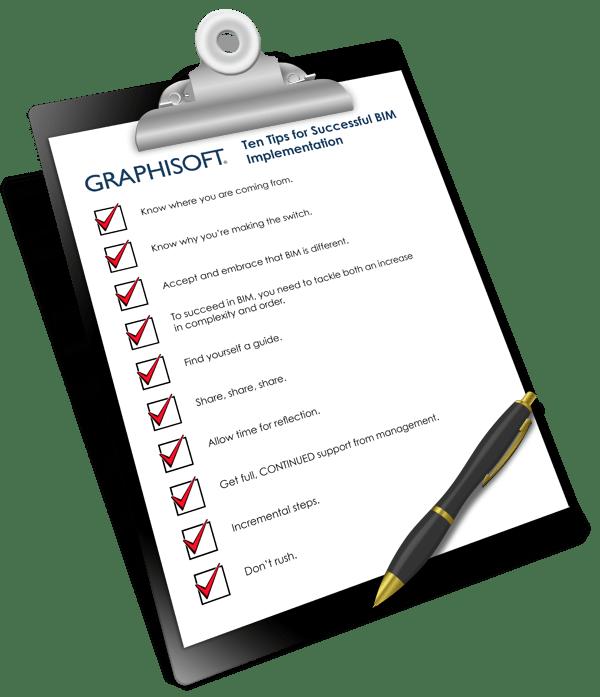 Ten Tips for Successful BIM Implementation BIM Engine by