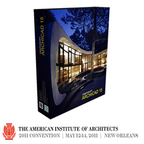 See ArchiCAD 15 in Action at AIA Convention