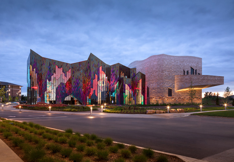 VernerJohnson Relies on ARCHICAD During the A to Z of Museum Planning