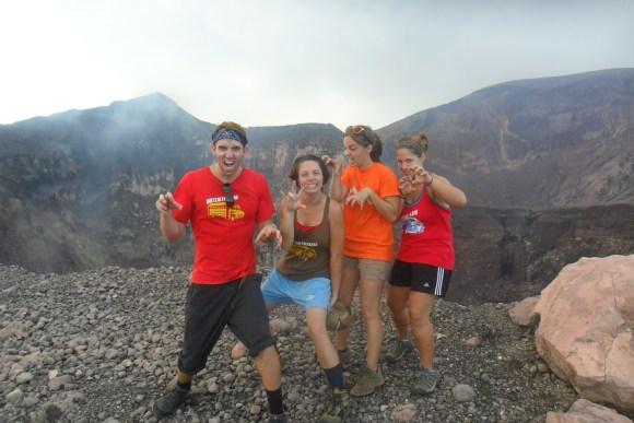 volunteer travel guides in nicaragua