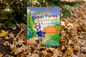 Parky's Great Parks Adventure book
