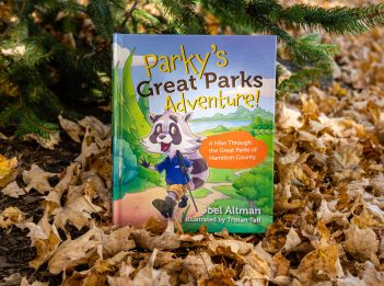 Parky's Great Parks Adventure! book