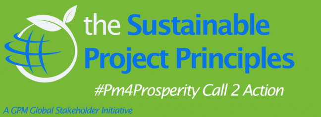 The Sustainable Project Principles