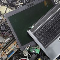 What is e-waste and how does it affect the environment?
