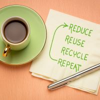 Is recycling the answer? The journey up the waste hierarchy