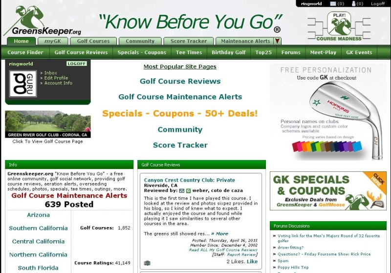 GK Homepage