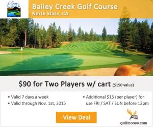 Bailey Creek Golf Course Tee Times