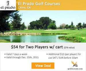 Golf Moose - El Prado Golf Courses - Golf Tee Times