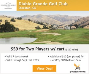 Diablo Grande Golf Club Tee Times