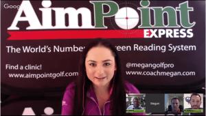 Friday Foursome presents Megan Padua Golf